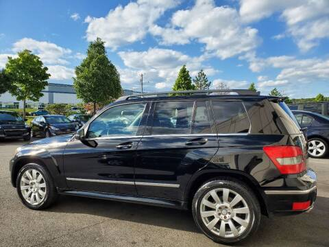 2012 Mercedes-Benz GLK for sale at M & M Auto Brokers in Chantilly VA