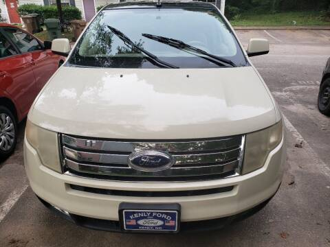 2007 Ford Edge for sale at Alfa Auto Sales in Raleigh NC