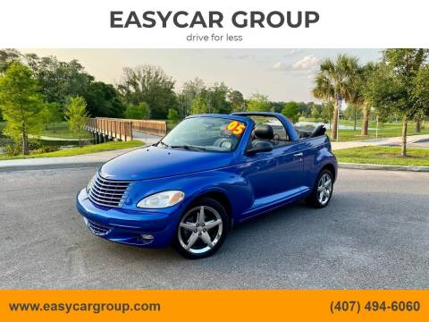 2005 Chrysler PT Cruiser for sale at EASYCAR GROUP in Orlando FL