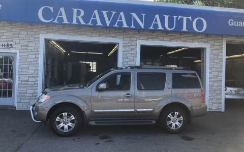 2008 Nissan Pathfinder for sale at Caravan Auto in Cranston RI