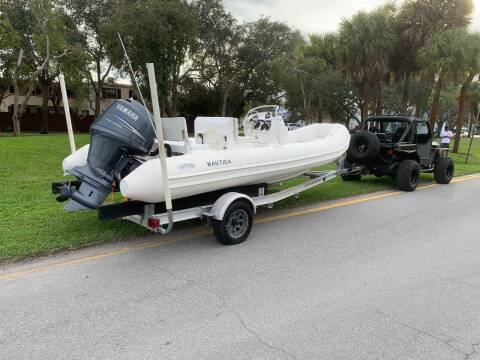 2008 NAUTICA RIGID for sale at BIG BOY DIESELS in Ft Lauderdale FL