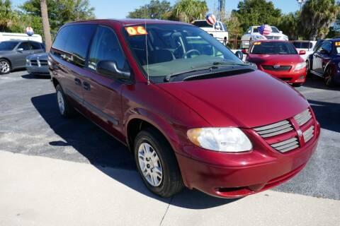 2006 Dodge Grand Caravan for sale at J Linn Motors in Clearwater FL