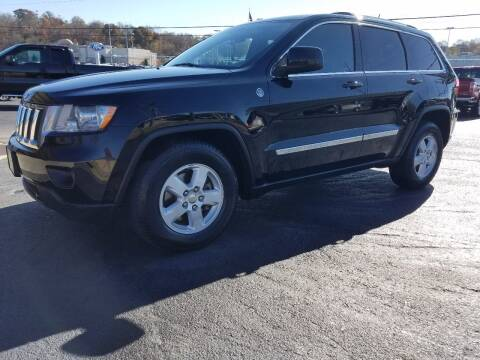 2013 Jeep Grand Cherokee for sale at Moores Auto Sales in Greeneville TN