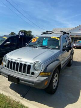 2005 Jeep Liberty for sale at Top Auto Sales in Petersburg VA