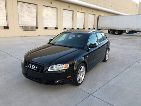 2005 Audi A4 for sale at EUROPEAN AUTO ALLIANCE LLC in Coral Springs FL