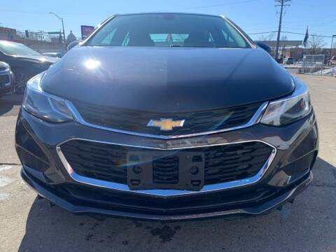 2017 Chevrolet Cruze for sale at Minuteman Auto Sales in Saint Paul MN