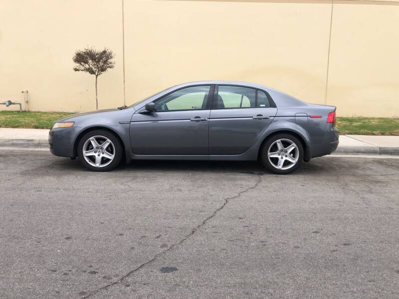 2004 Acura TL for sale at HIGH-LINE MOTOR SPORTS in Brea CA