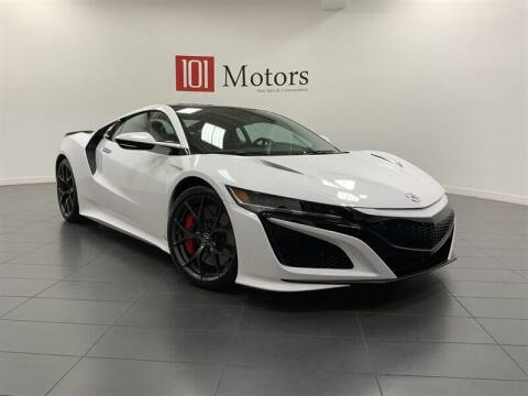 2020 Acura NSX for sale at 101 MOTORS in Tempe AZ