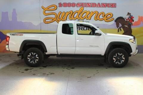 2016 Toyota Tacoma for sale at Sundance Chevrolet in Grand Ledge MI