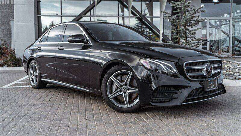 2019 Mercedes-Benz E-Class for sale at MUSCLE MOTORS AUTO SALES INC in Reno NV