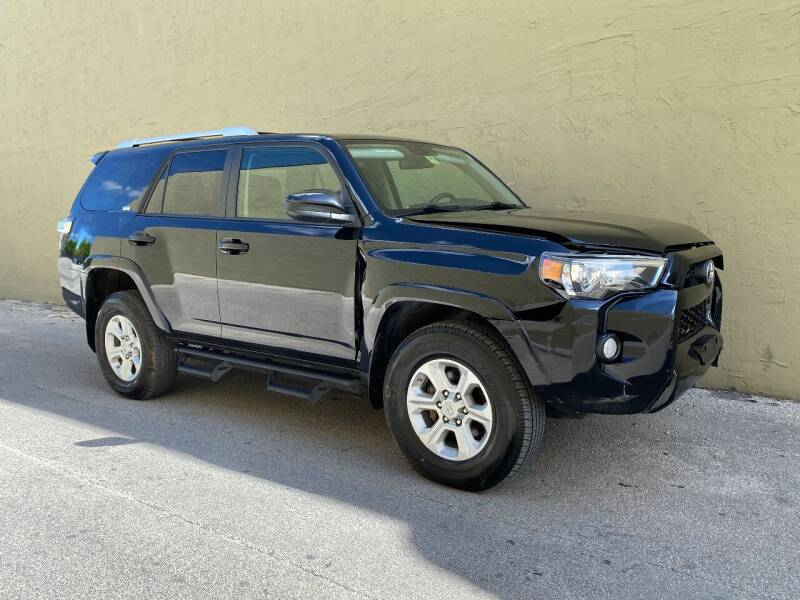 2017 Toyota 4Runner for sale at My Car Inc in Pls. Call 305-220-0000 FL
