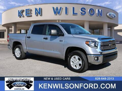 2020 Toyota Tundra for sale at Ken Wilson Ford in Canton NC