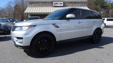 2014 Land Rover Range Rover Sport for sale at Driven Pre-Owned in Lenoir NC