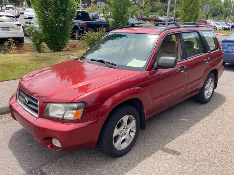 2003 Subaru Forester for sale at Blue Line Auto Group in Portland OR