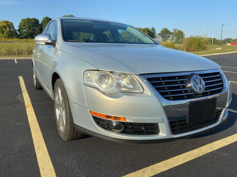 2009 Volkswagen Passat for sale at Quality Motors Inc in Indianapolis IN