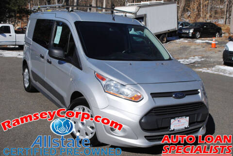 2018 Ford Transit Connect Cargo for sale at Ramsey Corp. in West Milford NJ