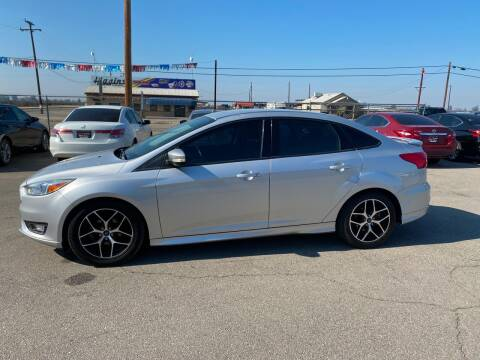 2015 Ford Focus for sale at First Choice Auto Sales in Bakersfield CA