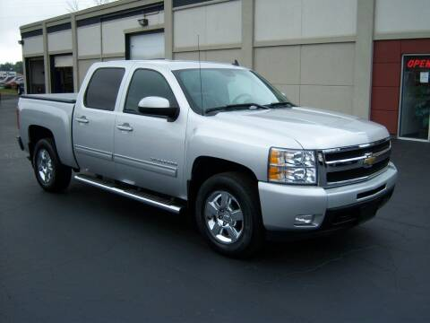 2011 Chevrolet Silverado 1500 for sale at Blatners Auto Inc in North Tonawanda NY