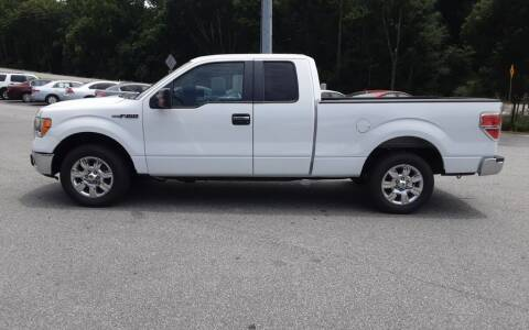 2010 Ford F-150 for sale at Mathews Used Cars, Inc. in Crawford GA