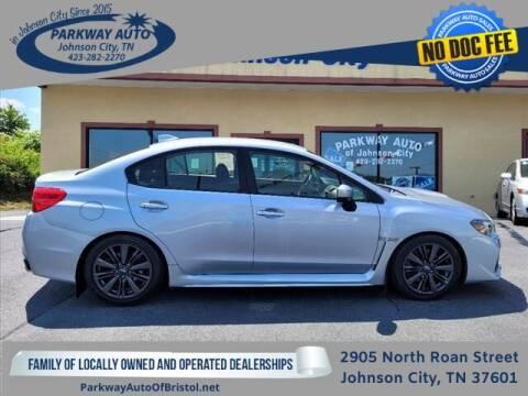2015 Subaru WRX for sale at PARKWAY AUTO SALES OF BRISTOL - PARKWAY AUTO JOHNSON CITY in Johnson City TN