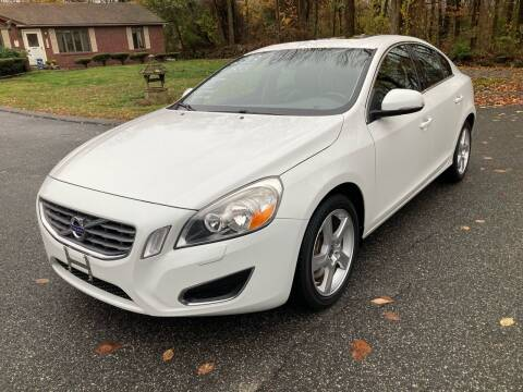 2013 Volvo S60 for sale at Lou Rivers Used Cars in Palmer MA