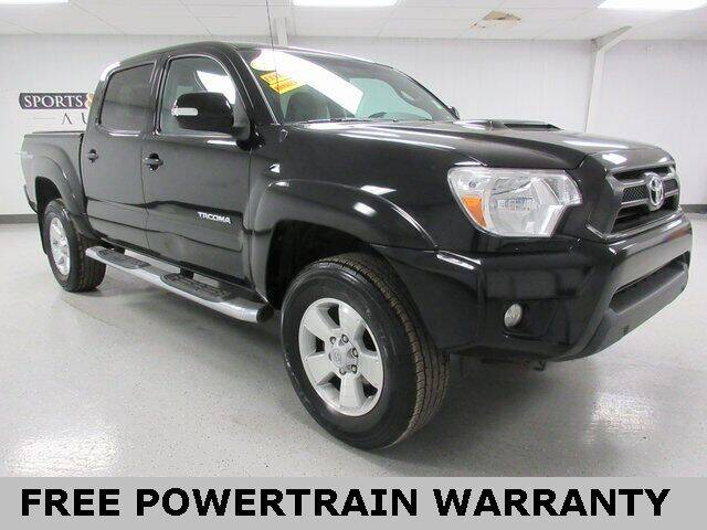 2014 Toyota Tacoma for sale at Sports & Luxury Auto in Blue Springs MO
