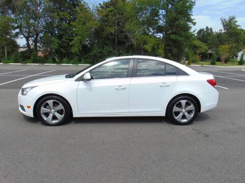 2011 Chevrolet Cruze for sale at CR Garland Auto Sales in Fredericksburg VA