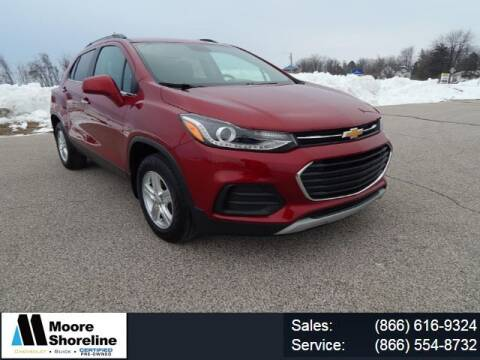 2018 Chevrolet Trax for sale at Moore Shoreline Chevrolet in Sebewaing MI