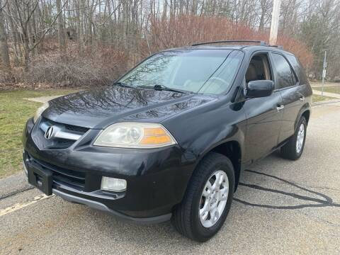 2005 Acura MDX for sale at Padula Auto Sales in Braintree MA