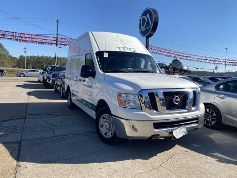 2013 Nissan NV Cargo for sale at Direct Auto in D'Iberville MS