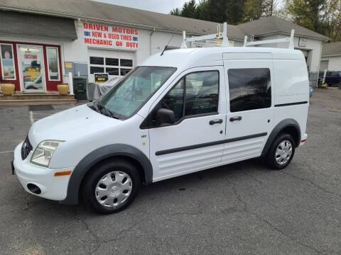 2013 Ford Transit Connect for sale at Driven Motors in Staunton VA
