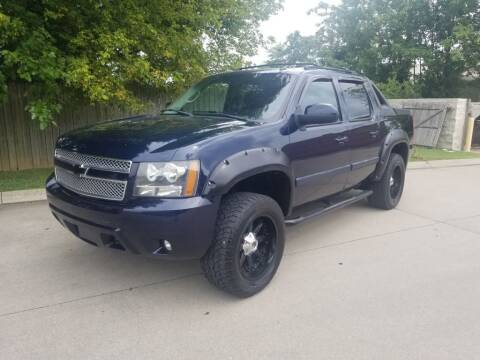 2008 Chevrolet Avalanche for sale at Harold Cummings Auto Sales in Henderson KY