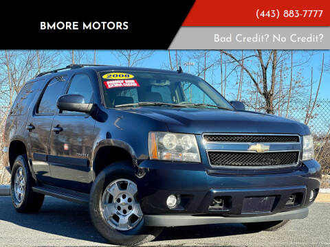 2008 Chevrolet Tahoe for sale at Bmore Motors in Baltimore MD