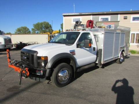 2008 Ford F-550 Super Duty for sale at NorthStar Truck Sales in Saint Cloud MN