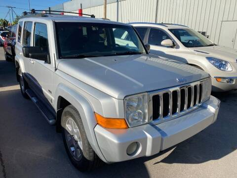 2007 Jeep Commander for sale at Auto Solutions in Warr Acres OK