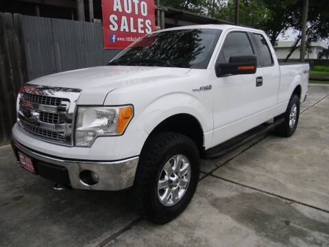2014 Ford F-150 for sale at 183 Auto Sales in Lockhart TX