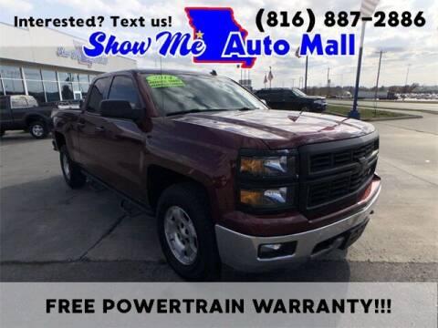 2014 Chevrolet Silverado 1500 for sale at Show Me Auto Mall in Harrisonville MO