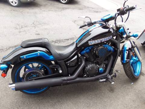 2012 Yamaha XVS13 for sale at Fulmer Auto Cycle Sales - Fulmer Auto Sales in Easton PA