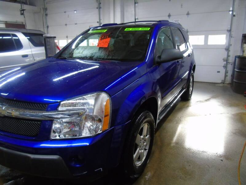 2005 Chevrolet Equinox for sale at C&C AUTO SALES INC in Charles City IA