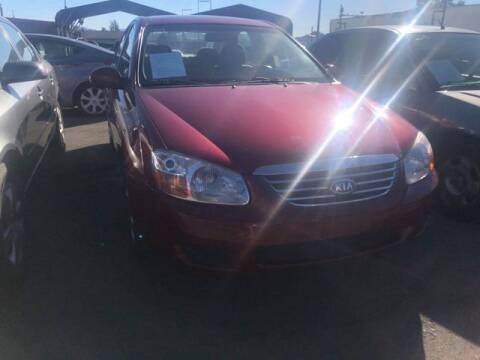 2008 Kia Spectra for sale at Silver Star Auto in San Bernardino CA