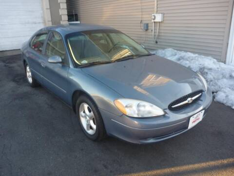 2001 Ford Taurus for sale at Pinto Automotive Group in Trenton NJ