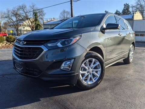 2018 Chevrolet Equinox for sale at GAHANNA AUTO SALES in Gahanna OH
