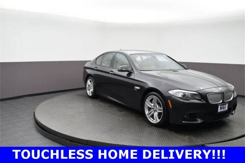 2012 BMW 5 Series for sale at M & I Imports in Highland Park IL