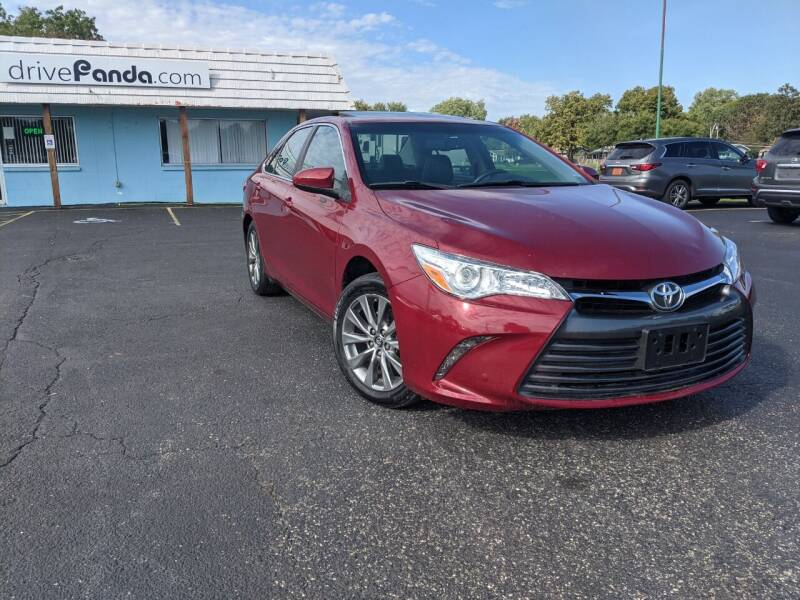 2017 Toyota Camry for sale at DrivePanda.com in Dekalb IL