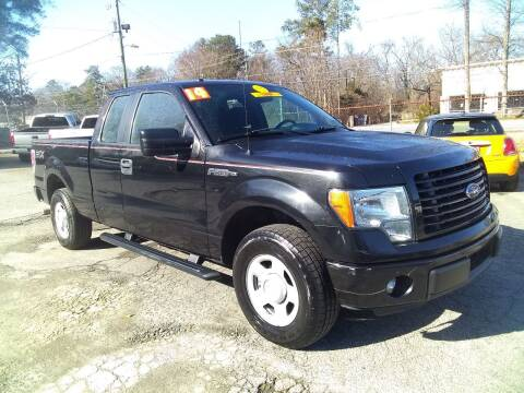 2014 Ford F-150 for sale at Import Plus Auto Sales in Norcross GA