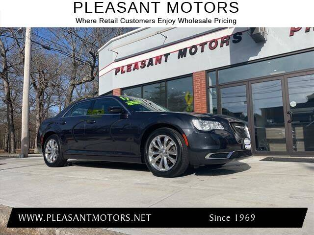2017 Chrysler 300 for sale at Pleasant Motors in New Bedford MA