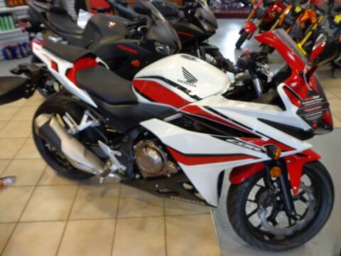 2020 Honda CBR500R for sale at Dan Powers Honda Motorsports in Elizabethtown KY