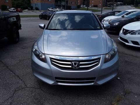 2011 Honda Accord for sale at Auto Villa in Danville VA