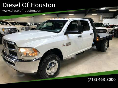 2017 RAM Ram Chassis 3500 for sale at Diesel Of Houston in Houston TX