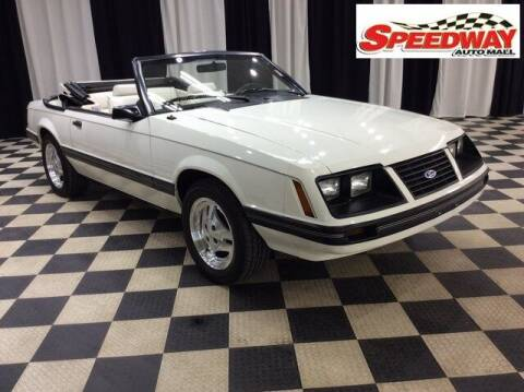 1983 Ford Mustang for sale at SPEEDWAY AUTO MALL INC in Machesney Park IL